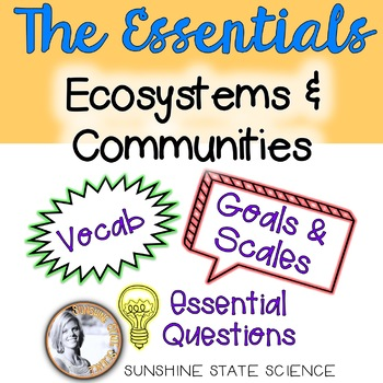 Biology Essential Resources Bulletin Board: Ecology