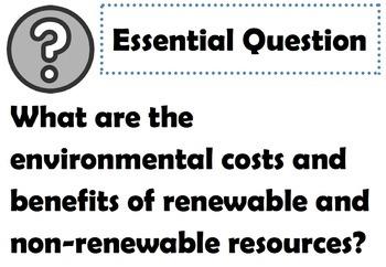 Ecosystems & Communities: Goals & Scales, Essential Questions & Vocab