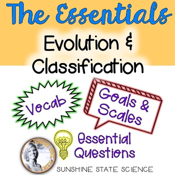 Biology Essential Resources Bulletin Board: Evolution and