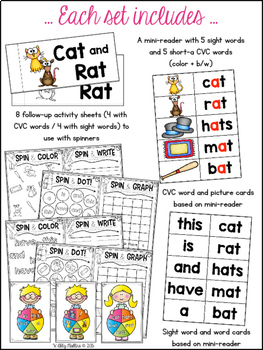 First Grade RTI Intervention: Short A