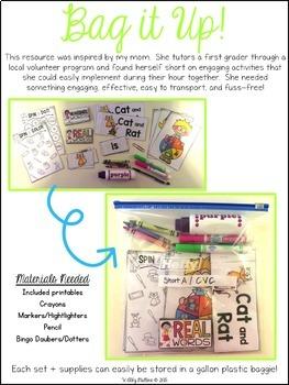 First Grade RTI Intervention: Short I
