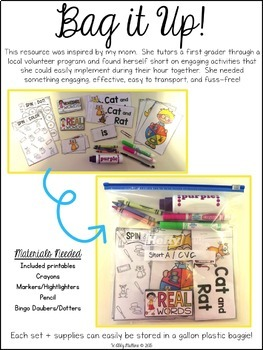First Grade RTI Intervention: Short U