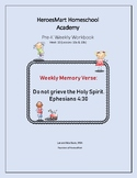 All-in-One Pre-K Lesson 10 Workbook_Bible-based