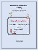 All-in-One Pre-K Lesson 13 Workbook_Bible-based
