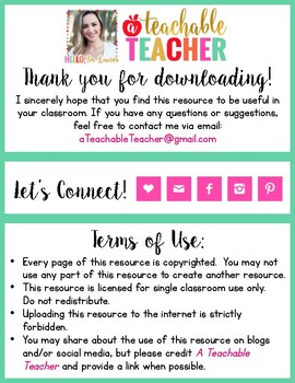 All-in-One Reading Passages – CVCe 2nd