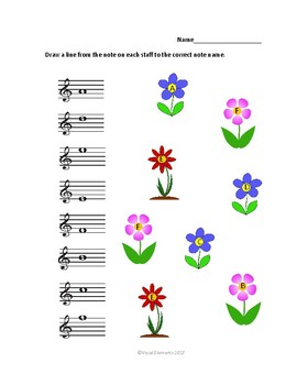 All-in-One Spring Music Worksheets