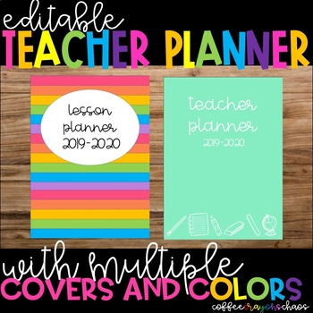 All-in-One Teacher Binder with Free Updates for Life!