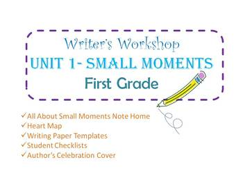 All in One Writer's Workshop Small Moments