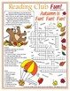 All in the Fall Activity Kit