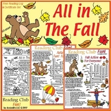 All in the Fall Puzzle Set