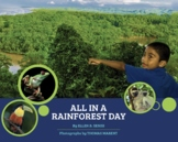All in a Rainforest Day EPUB Book  – Distance Learning