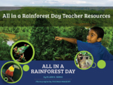 All in a Rainforest Day Teacher Resouces