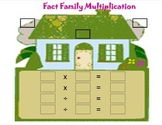 All in the Family Fact Family Mat