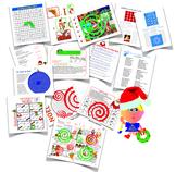 All my French Christmas resources / Toutes mes ressources pour Noël: BUNDLE