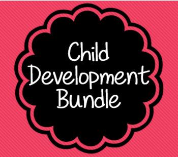 All of my Child Development Materials BUNDLE