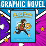 All's Faire in Middle School by Victoria Jamieson Graphic
