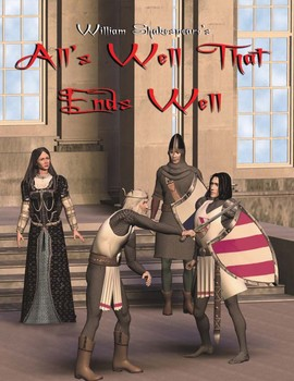All's Well That Ends Well eBook 10 Chapter Reader