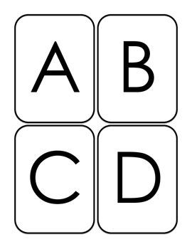 Preschool skill assessment form & flashcards (shapes, colors