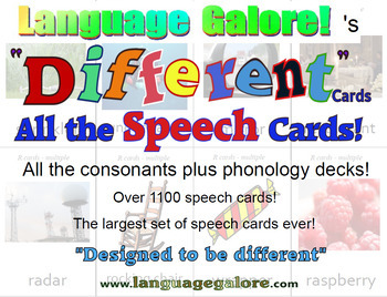 All the Cards - Speech