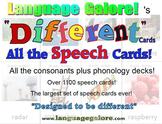 All the Cards - Speech