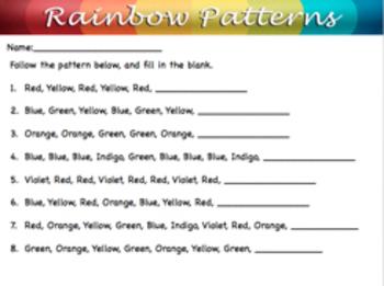 All the Colors of the Rainbow: RAINBOW UNIT