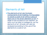 All The Elements! Art Unit