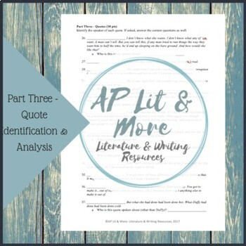 All the King's Men test - AP Literature