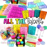 All the Labels Freebie
