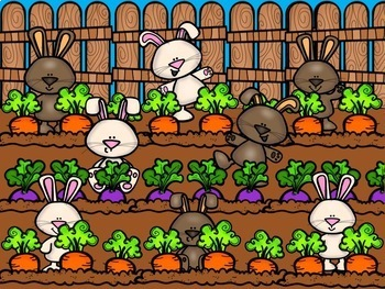 All the Little Rabbits: An original singing game