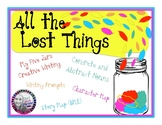 All the Lost Things Book Study