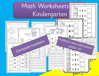All the Math Number printables you need - Common Core Aligned!
