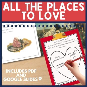All the Place to Love by Patricia MacLachlan Book Companion