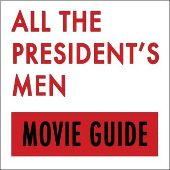 All the President's Men Movie Guide