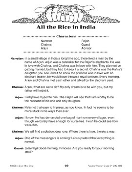All the Rice in India