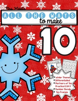 All the Ways to Make 10 Freebie
