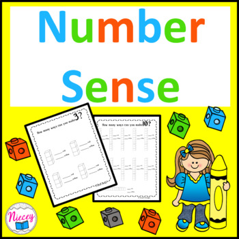 Number Sense - Ways to Make a Number