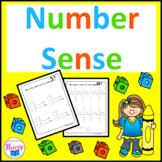 Number Sense - Ways to Make a Number