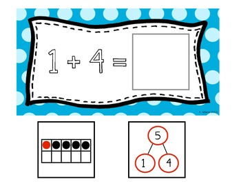 All the Ways to Make...Numbers 1-10