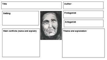 All the Years of Her Life Graphic Organizers