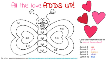 """All the love """"Adds Up!"""""""