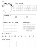 All the ways to show a teen number