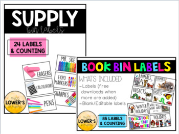 All things LABELS!