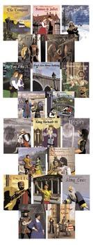 All 20 Reading Level 2-6 Easy Reading Shakespeare titles