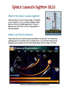 All you want to know about NASA's Space Launch System and more!