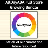 AllDayABA Full Store Growing Bundle - ABA - ABA Therapy Ac