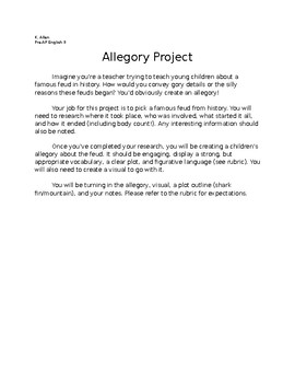 Allegory Project