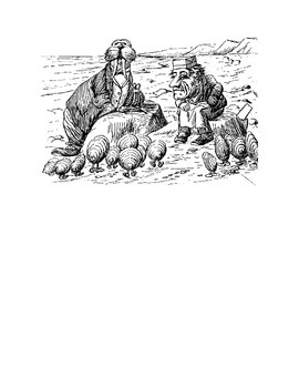 "Allegory & Symbolism in ""The Walrus and The Carpenter"" by Lewis Carroll"