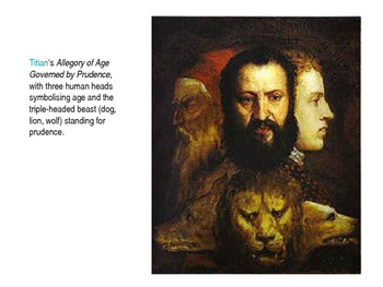 Allegory in Painting