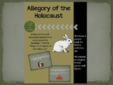 Allegory of the Holocaust - Discussion Questions