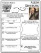 Allen Ginsberg - WEBQUEST for Poetry - Famous Poet